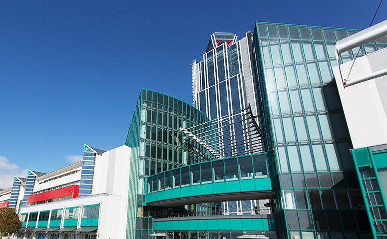 アジア太平洋トレードセンター株式会社(ATC) 約300m(徒歩4分)