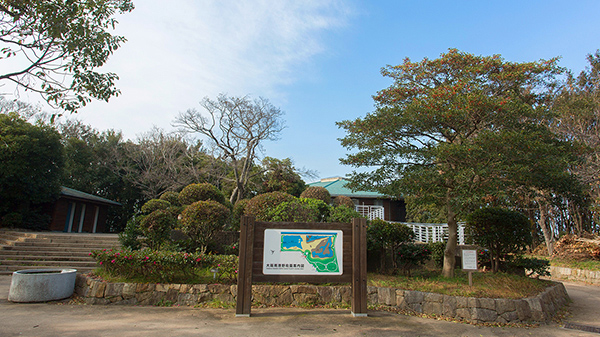 野鳥園臨港緑地(大阪南港野鳥園) 約710m(徒歩9分)
