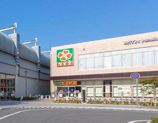 ライフ阪神鳴尾店 約150m(徒歩2分)