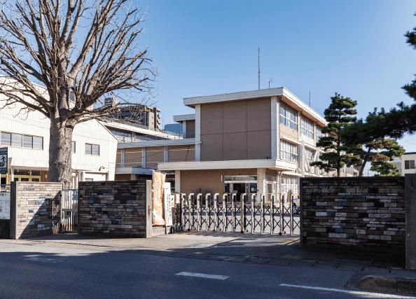 宇都宮市立今泉小学校 約980m(徒歩13分)