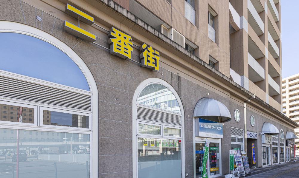 ルネッサンスシティ勝川二番街 約380m(徒歩5分)