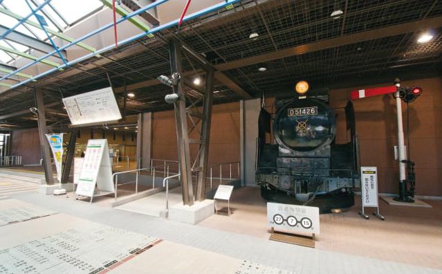 鉄道博物館 約3,800m