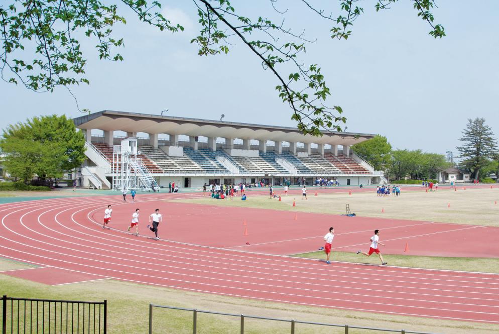 金沢南総合運動公園 約250m(徒歩4分)