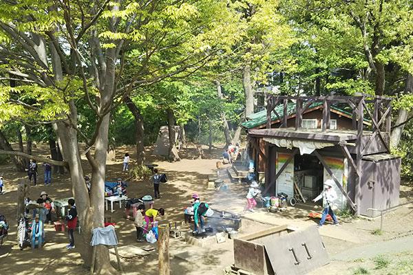 片倉うさぎ山公園 約240m(徒歩3分)