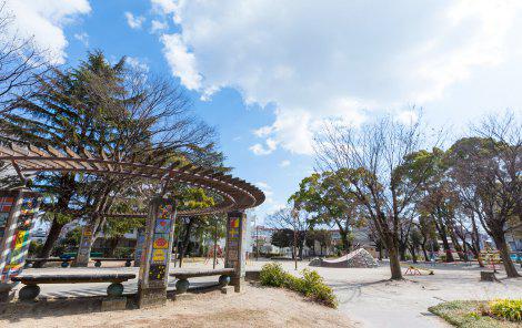 東志賀公園 約320m(徒歩4分)