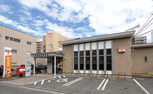 倉敷老松郵便局 約450m(徒歩6分)