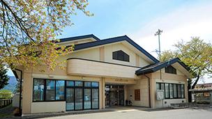 塩尻市立図書館 吉田分室 約440m(徒歩6分)