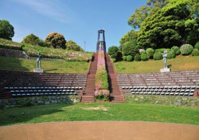 高炉台公園 約90m(徒歩2分)