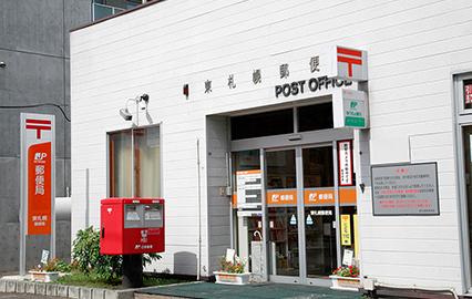 東札幌郵便局 約620m(徒歩8分)