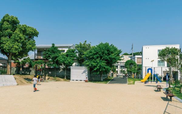 姪浜北公園 約70m(徒歩1分)