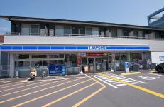 ローソン高知入明町店 約70m(徒歩1分)