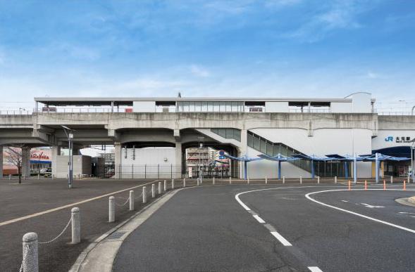 JR「大元」駅 約390m(徒歩5分)