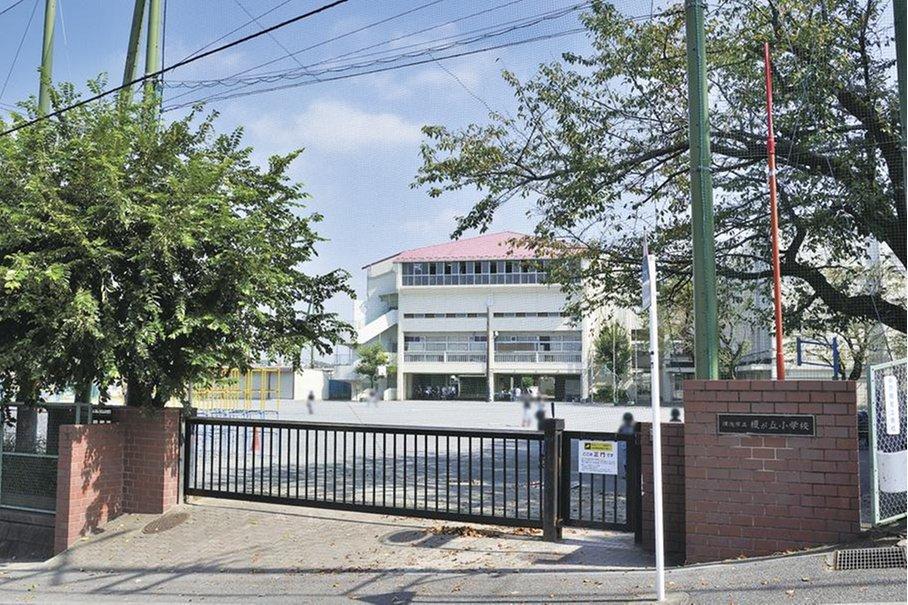 市立榎が丘小学校 EAST約520m徒歩7分・WEST約160m徒歩2分