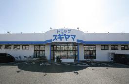 ドラッグスギヤマ舟原店 約760m(徒歩10分)