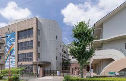 新川小学校 約320m(徒歩4分)