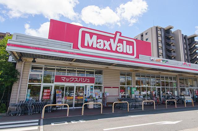 マックスバリュ浜松助信店 約820m(徒歩11分)
