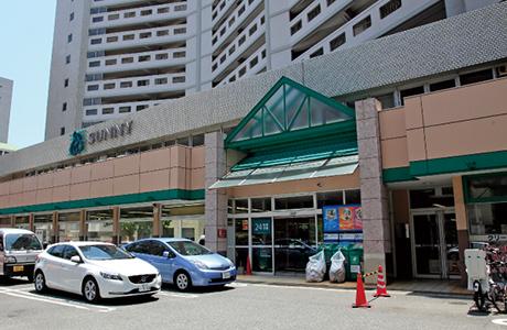 サニー平尾店 約670m(徒歩9分)