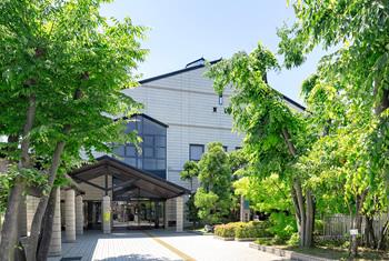 小池寺図書館 約590m(徒歩8分)