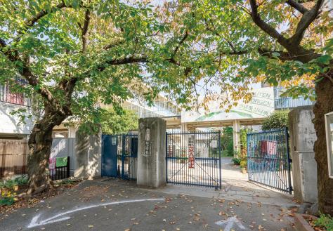 市立小松小学校 約840m(徒歩11分)