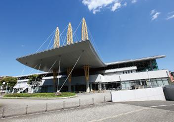 別府市総合体育館べっぷアリーナ 約670m(徒歩9分)