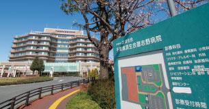 習志野病院(総合内科、消化器内科、循環器内科、整形外科、泌尿器科、等) 約1,750m(徒歩22分)