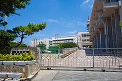 首里中学校 約1.4km(徒歩約16分)