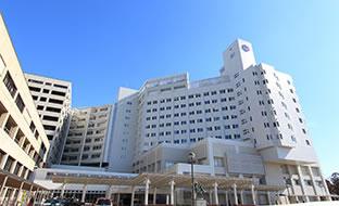 筑波大学病院 約210m(徒歩3分)