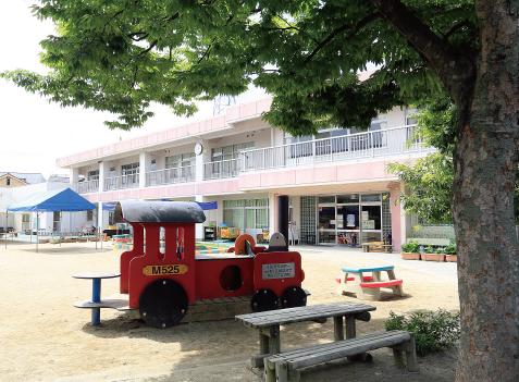 市立東刈谷保育園 約630m(徒歩8分)