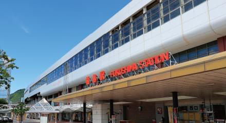 JR「福島」駅西口 約320m(徒歩4分)