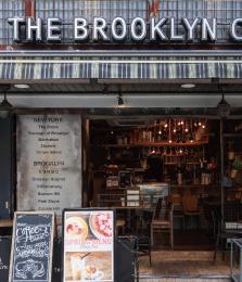 THE BROOKLYN CAFE 金山店 約710m(徒歩9分)