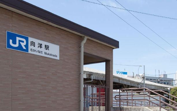 スーパー藤三 向洋店 約20m(徒歩1分)