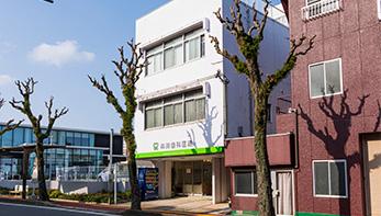 森川歯科医院 約20m(徒歩1分)