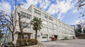横浜市立長津田第二小学校 約720m(徒歩9分)