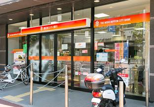 西日本シティ銀行藤崎支店 約580m(徒歩8分)