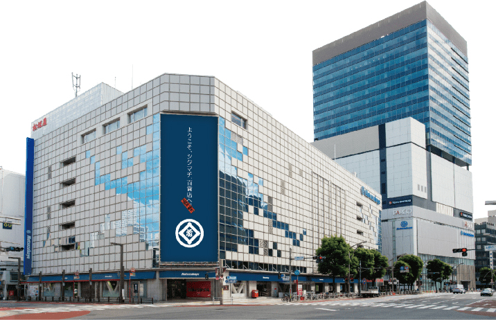 松坂屋 上野店 約700m(徒歩9分)