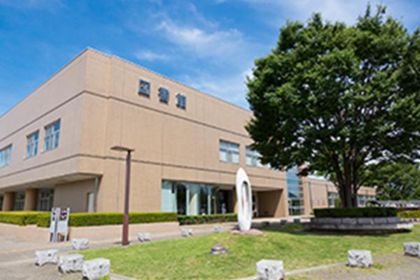 富士見市中央図書館 約1,140m(徒歩15分)