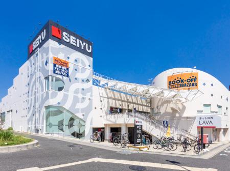 西友 鳴海店 約650m(徒歩9分)