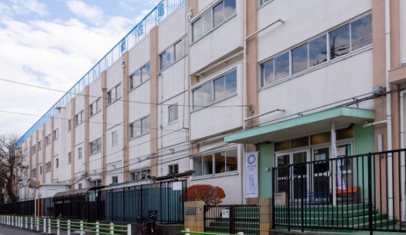 西亀有小学校 約170m(徒歩3分)