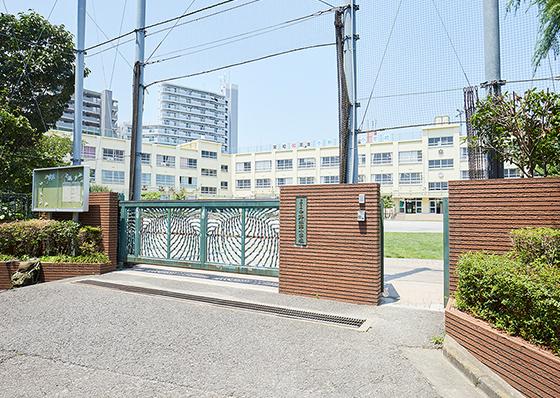 区立中野本郷小学校 約430m(徒歩6分)