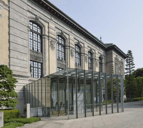 国立国会図書館国際子ども図書館 約1,350m(徒歩17分)