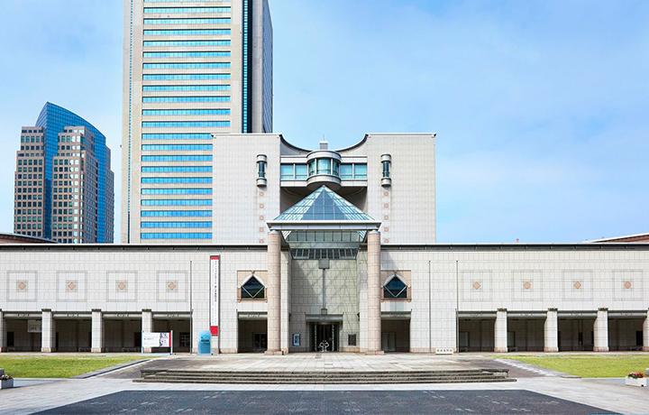 横浜美術館 約500m(徒歩7分)