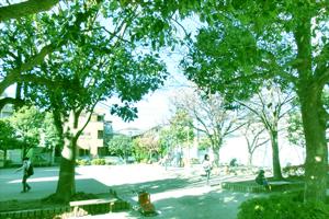 下布田公園 約10m(徒歩1分)