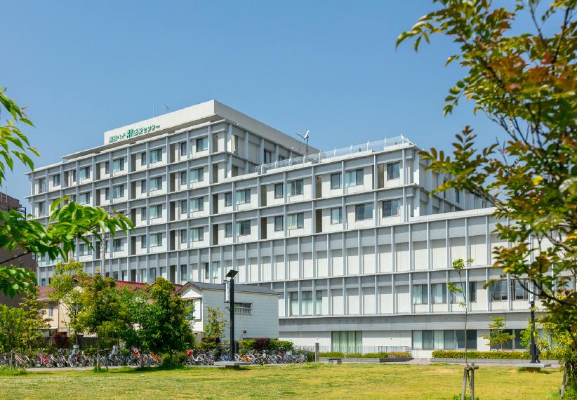 東京ベイ・浦安市川医療センター 約480m(徒歩6分)