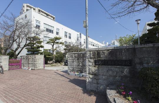 広島市立国泰寺中学校 約660m