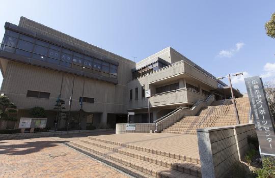 広島市中区スポーツセンター 約780m(徒歩10分) ※1