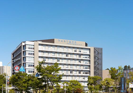 社会福祉法人 済生会千里病院 約320m(徒歩4分)