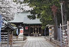 青葉神社 約630m(徒歩8分)