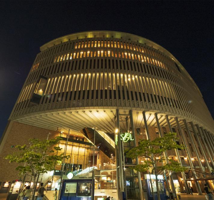 神戸国際会館 約250m(徒歩4分)