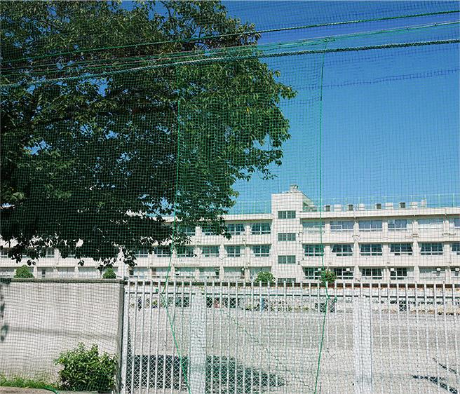 東山中学校 約160m(徒歩2分)