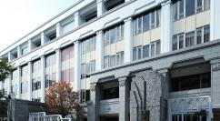 東京女学館中学校・高等学校 約190m(徒歩3分)(2012年11月撮影)